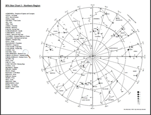 printable astronomy charts - photo #6